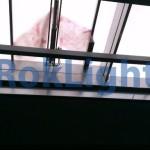 policarbonat luminatoare cutate