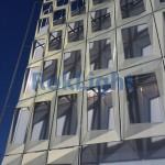 Proiect fatada policarbonat sala polivalenta